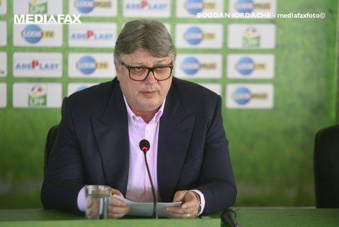 """Gino Iorgulescu le-a scris steliştilor: """"Vă felicit pentru performanţa de a accede în faza grupelor UEFA Europa League"""""""