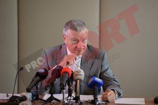 EXCLUSIV | Mircea Sandu, banii înapoi. FRF l-a dat în judecată pe fostul preşedinte pentru a recupera renta viageră încasată de acesta în 5 luni. ProSport vă prezintă documentele