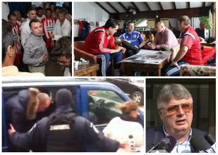 """Mortul şi miresele în fotbalul românesc. Cluburile sunt în colaps, patronii arestaţi, blaturile în floare, şefii FRF şi LPF merg în vacanţe şi teambuildinguri. Burleanu, pe urmele lui Ponta: """"Mândri că suntem români"""""""