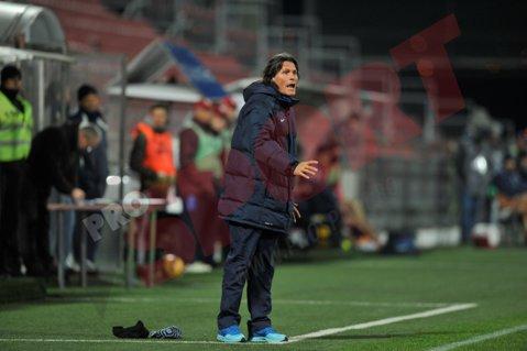 """Nicolo Napoli, după 0-3 cu Steaua: """"Băieţii au fost în vacanţă. Nu sunt mulţumit, nu am făcut un meci bun"""""""