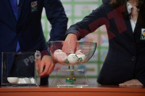 Steaua - Astra şi Pandurii - Dinamo, în semifinalele Cupei Ligii Adeplast. Iorgulescu a propus cuplaje pe Arena Naţională