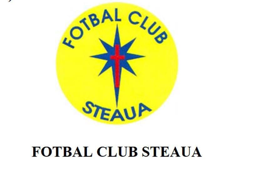 EXCLUSIV | Aşa arată noua siglă depusă de Becali la OSIM! Crucea roşie şi Fotbal Club Steaua, dar nu Bucureşti