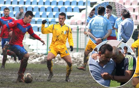 """EXCLUSIV   Primul fotbalist care recunoaşte că a trucat meciuri pentru pariuri la Buzău! Burlacu: """"Îmi spuneau să nu trag la poartă"""" Şedinţa în care jucătorii au fost instruiţi cum să mintă şi cum e ameninţat acum"""