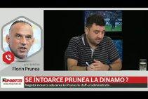 """Prunea despre momentul când revine la Dinamo: """"Vom vedea!"""". Ce spune despre postul lui Andone, care e destinaţia lui Gnohere şi ce obiectiv a convenit cu Negoiţă că trebuie să aibă """"roş-albii"""""""