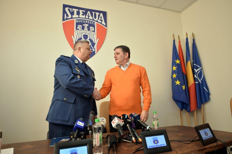 EXCLUSIV | Ce nu s-a putut pentru Rapid şi CS Dinamo se poate pentru CSA Steaua? Se discută modificarea sistemului competiţional pentru ca noua echipă a Armatei să intre direct în Liga 4. Culisele şi miza bătăliei