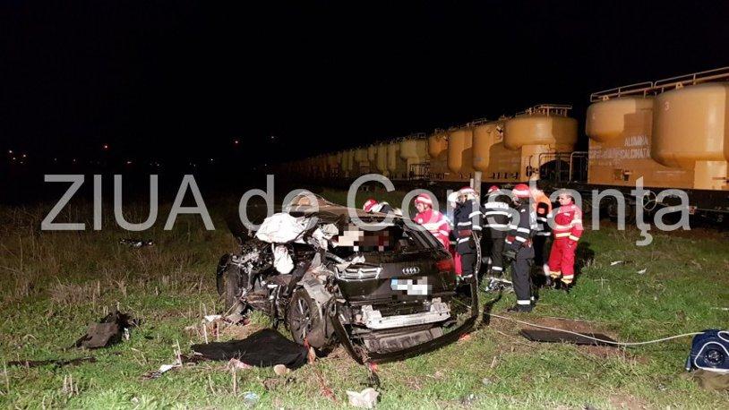 Maşina lui Gino Iorgulescu, accident mortal în judeţul Constanţa. Victima, director tehnic la LPF, a fost cu greu identificată
