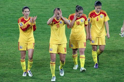 Naţionala de fotbal feminin şi-a aflat adversarele din preliminariile pentru CM 2019