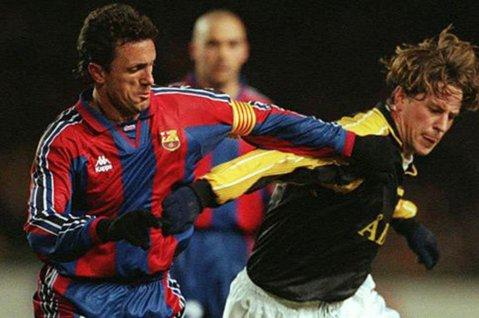 Gică Popescu, din nou pe teren! Baciul îmbracă din nou tricoul Barcelonei într-un meci fabulos cu Real! Jucătorii LEGENDARI care vor fi pe teren în partida de la Beirut