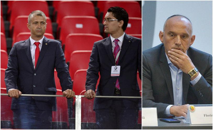 """Fotbalul românesc ia foc după ce omul lui Burleanu l-a ameninţat cu puşcăria pe secretarul general al LPF. Prunea: """"Acum vede toată lumea cum a ajuns Burleanu preşedinte. Cer demisia tuturor! Voi anunţa FIFA şi UEFA despre ce se întâmplă în România"""""""