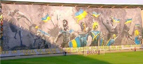 FOTO SENZAŢIONAL | Coregrafie UNICĂ la un meci de Liga a 4-a! Fanii Petrolului au arătat cât de mult îşi iubesc echipa