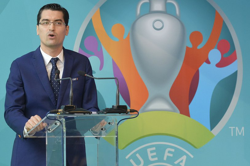 Probleme pentru FRF. Forul condus de Răzvan Burleanu, executat silit pentru o datorie. Decizia este definitivă