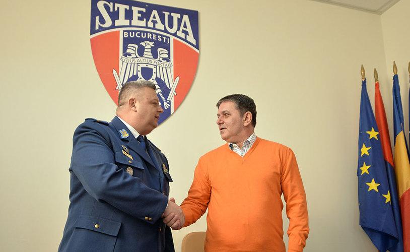 CSA Steaua a fost primită direct în Liga a 4-a. Va fi nebunie în seria Stelei, cu CS FC Dinamo, AFC Rapid, Sportul, Carmen, Progresul şi Academia Rapid