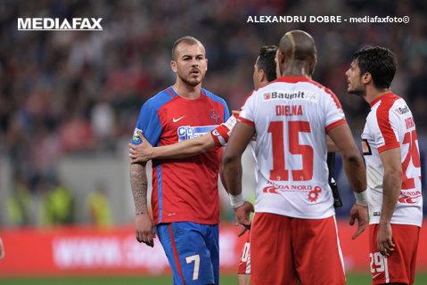 """""""Eu mă pregătesc de derby, voi?"""" Alibec şi Budescu, mesaje pentru suporteri"""