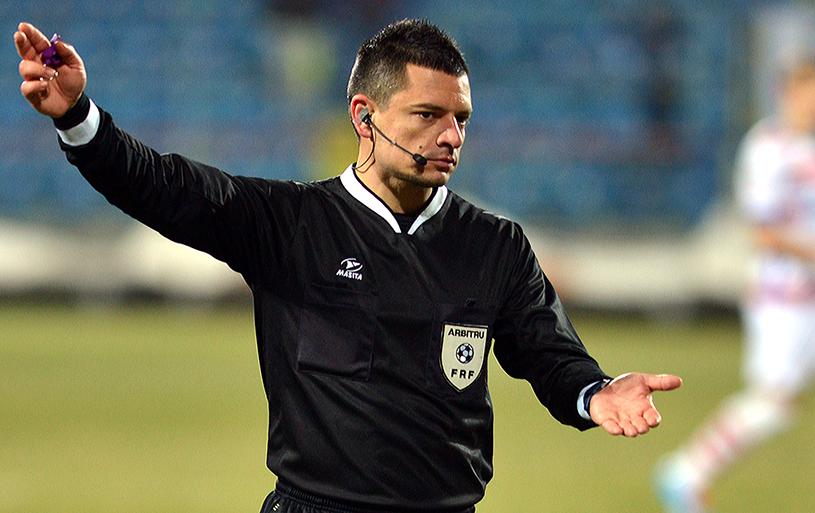 Delegare controversată la Academia Rapid - Steaua. Ce arbitru va conduce derby-ul Ligii a 4-a