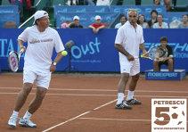 PETRESCU 50 | De la Valentin Ceauşescu şi calificarea la Coppa del Mondo, la tenismen în locul lui Năstase şi Ţiriac şi omul de la care se aşteaptă al patrulea titlu la CFR | GALERIE FOTO