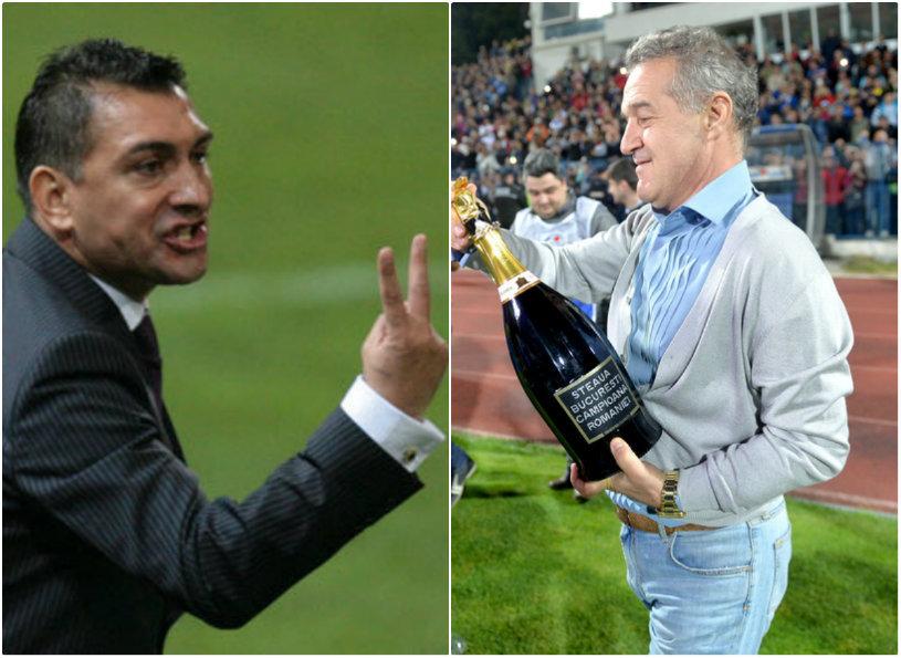 Ilie Dumitrescu a vorbit despre posibilitatea de a-l înlocui pe Dică. Ce a declarat fostul internaţional