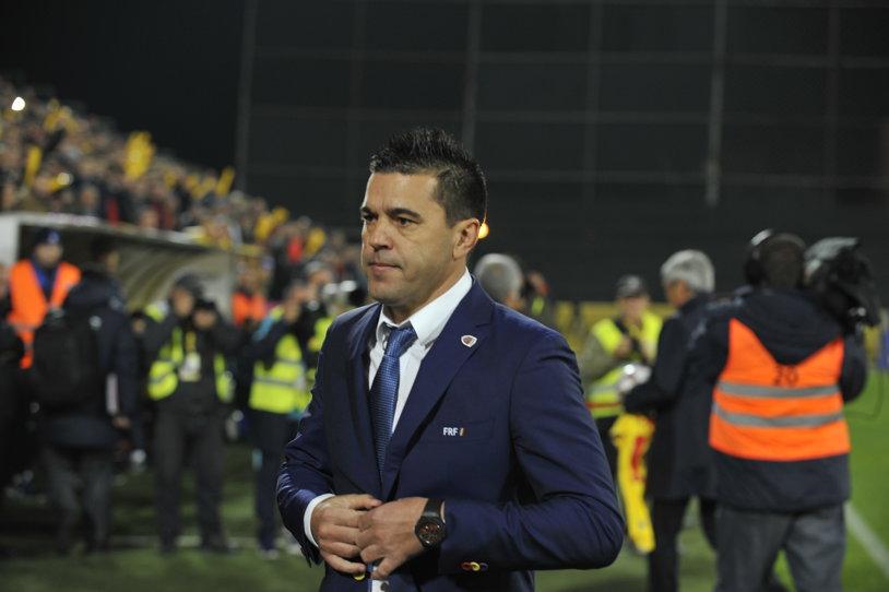 """Contra a anunţat numele fotbalistului care ar putea îmbrăca tricoul naţionalei: """"Joacă într-o poziţie în care echipa naţională suferă"""""""