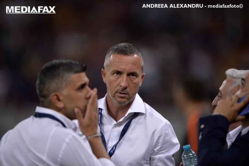 FOTO | MM Stoica a reacţionat în stilul său caracteristic după ce dinamoviştii au scos la vânzare fulare cu Lazio