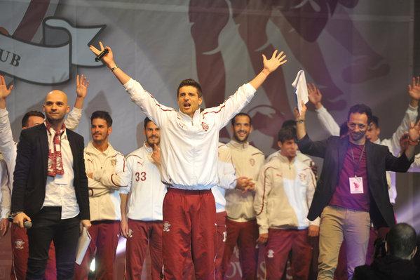 Academia Rapid a făcut show în primul meci al returului din Liga 4! Giuleştenii au câştigat cu 10-2, iar Daniel Niculae a marcat ca-n tinereţe