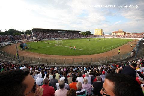 """Un nou stadion ultramodern va fi ridicat în România! Autorităţile locale au dat undă verde proiectului: """"Lucrările vor dura 12 luni"""""""