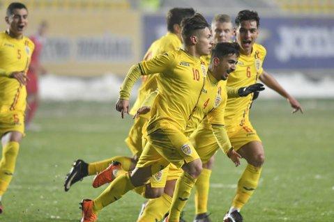 """Mici, talentaţi şi inspiraţi România a spulberat Serbia, 4-0, la debutul în Turul de Elită şi e liderul grupei. """"Filmul"""" unei seri perfecte"""