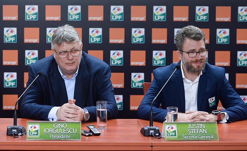 El va fi secretarul general dacă Ionuţ Lupescu va câştiga preşedinţia FRF