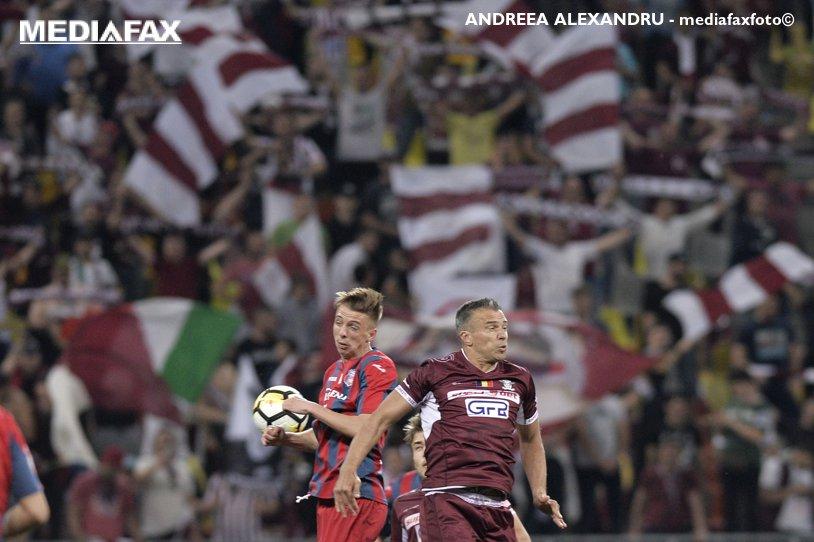 Au venit audienţele TV la meciul Steaua - Academia Rapid! Care a fost interesul telespectatorilor pentru derby-ul din Liga 4 în comparaţie cu ultimul Dinamo - FCSB