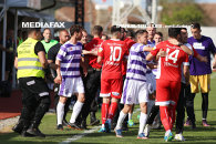 Fotbal = suporteri! ASU Poli Timişoara s-a retras de pe teren din derby-ul cu UTA pentru a fi alături de fani. Ziua în care rivalii au făcut pace
