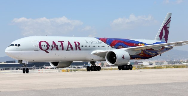 Intalnirea femeii Qatar