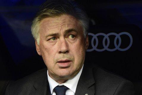 """Carlo Ancelotti: """"Sunt mândru de echipă, seriozitatea pe care au afişat-o a fost ceva unic"""""""