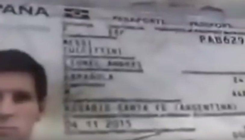A postat paşaportul lui Messi pe Snapchat, a primit o lună de închisoare. Ce le-a povestit  judecătorilor poliţistul condamnat