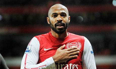 """Pas mare în carieră pentru Thierry Henry! Legenda lui Arsenal îi va antrena pe """"diavolii roşii"""""""
