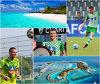 Fotbal în paradis. Andrei Cordoş îşi povesteşte viaţa de fotbalist în ţara concediilor de neuitat: Maldive. Peisaje superbe, plajă, resorturi, insule, opt echipe şi un singur stadion