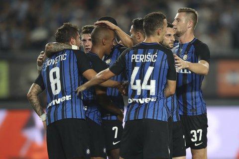 Internazionale Milano a învins Olympique Lyon, scor 1-0, la International Champions Cup. Muntenegreanul Jovetic, decisiv