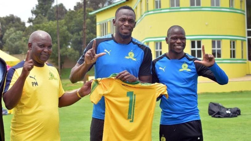 OFICIAL | Bolt şi-a îndeplinit cea mai mare dorinţă! A semnat cu o echipă de fotbal | FOTO