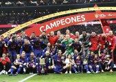 VIDEO | Barcelona a demolat-o pe Sevilla şi a câştigat Cupa! Messi a intrat în istorie