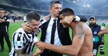 FOTO | Faza serii după finala Cupei Greciei, câştigată de PAOK. Fundaşul lui Lucescu a ironizat întregul fotbal elen