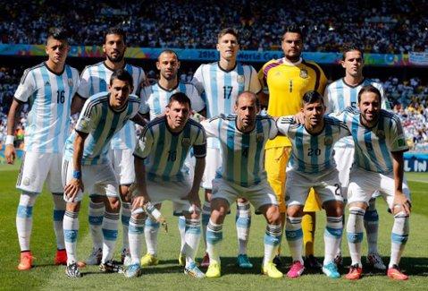 Vedete pe metru pătrat şi o mare absenţă! Argentina şi-a anunţat lotul pentru Rusia: golgheterul din Serie A vede Mondialul la televizor