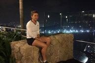 """Simona Halep, impresionată de Singapore: """"Hotelul este incredibil, piscina este uimitoare. O să intru în ea după turneu"""". De ce adversară se teme în grupa de la Turneul Campioanelor"""