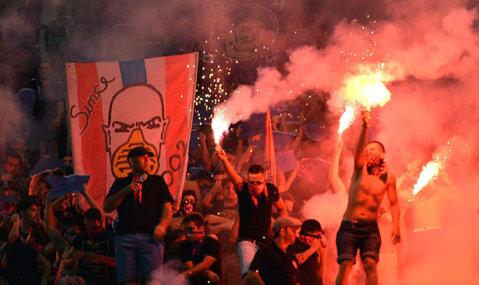 Decizie fără precedent pentru fanii Stelei. Ce au aflat astăzi ultraşii echipei din Ghencea şi mesajul oficial al clubului