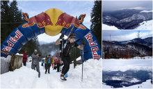 REPORTAJ la cota 2.000 | Aventură, emoţie şi un nas bronzat pe acoperişul lumii. Cum a trăit Red Bull Oslea Hiride, cursa spre şi din vârful muntelui, jurnalistul ProSport