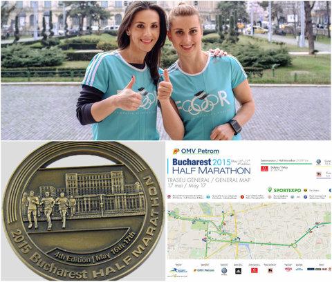 Alergaţi la Semimaratonul Bucureşti, alături de mari campioni, pentru foşti sportivi care au nevoie de ajutor!