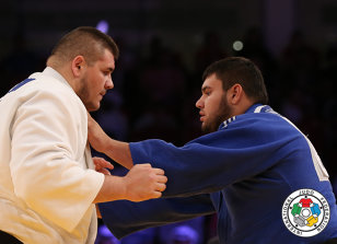 Daniel Natea, eliminat în turul trei la CM de judo