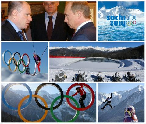 """VIDEO   Hoţii au furat până şi robinetele de la duşuri! Ce s-a ales de """"capriciul lui Putin"""": rămăşiţele celor mai scumpe Jocuri Olimpice de iarnă, în 40 secunde"""
