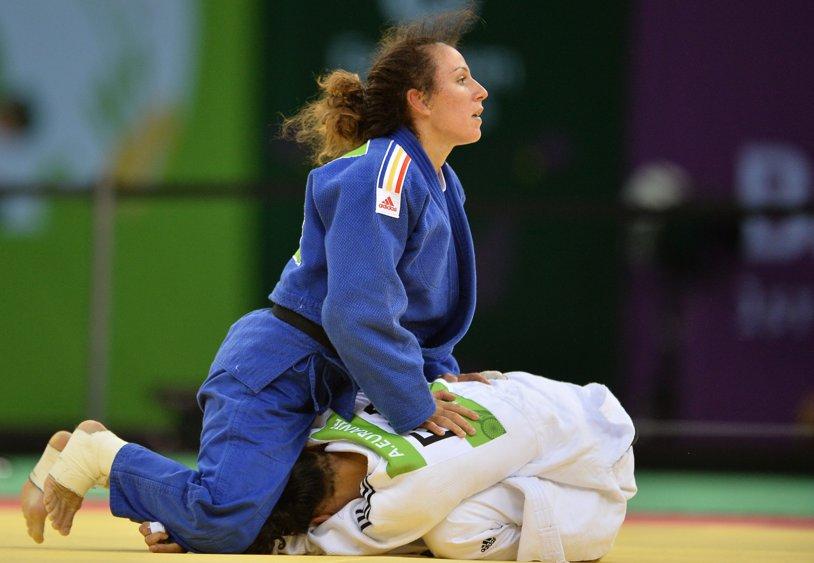 Judo | Andreea Chiţu, medalie de argint la Grand Slam-ul de la Paris