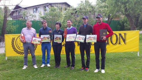TIMP LIBER | Clubul Lac de Verde a deschis oficial sezonul competiţiilor de golf