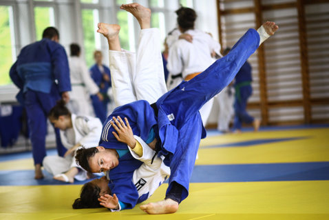 Campionii judoului mondial, la Bucureşti. European Judo Open 2017 se dispută în weekend, la Sala Polivalentă