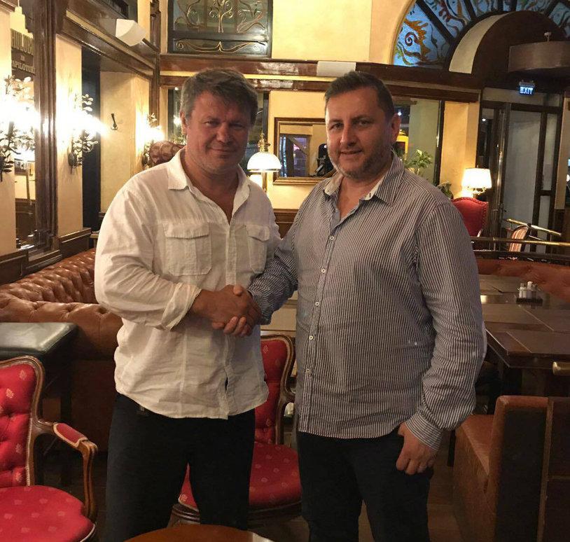 Actor la Hollywood şi legendă a UFC, în vizită în România. Ce a făcut la Constanţa