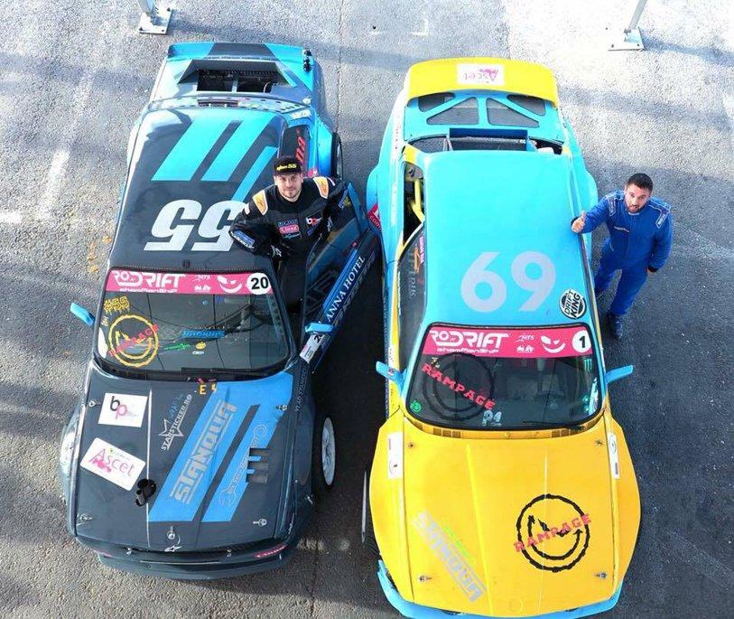 Performanţă notabilă reuşită de o echipă românească în Campionatul Bulgar de Drift