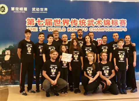 România a luat caimacul la Mondialul de Wushu Kung-Fu din China. Tricolorii au cucerit o medalie de aur, opt de argint şi opt de bronz